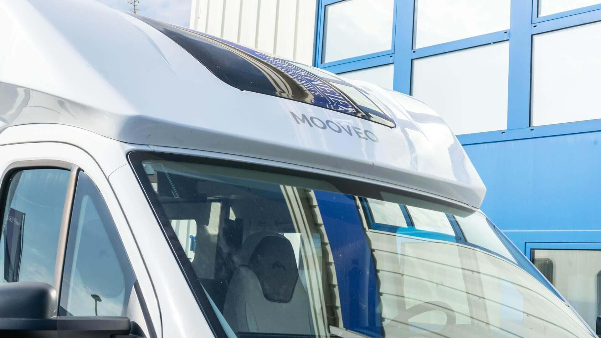 Mooveo-Wohnmobil bei Automobile Obermeier in Meckenheim